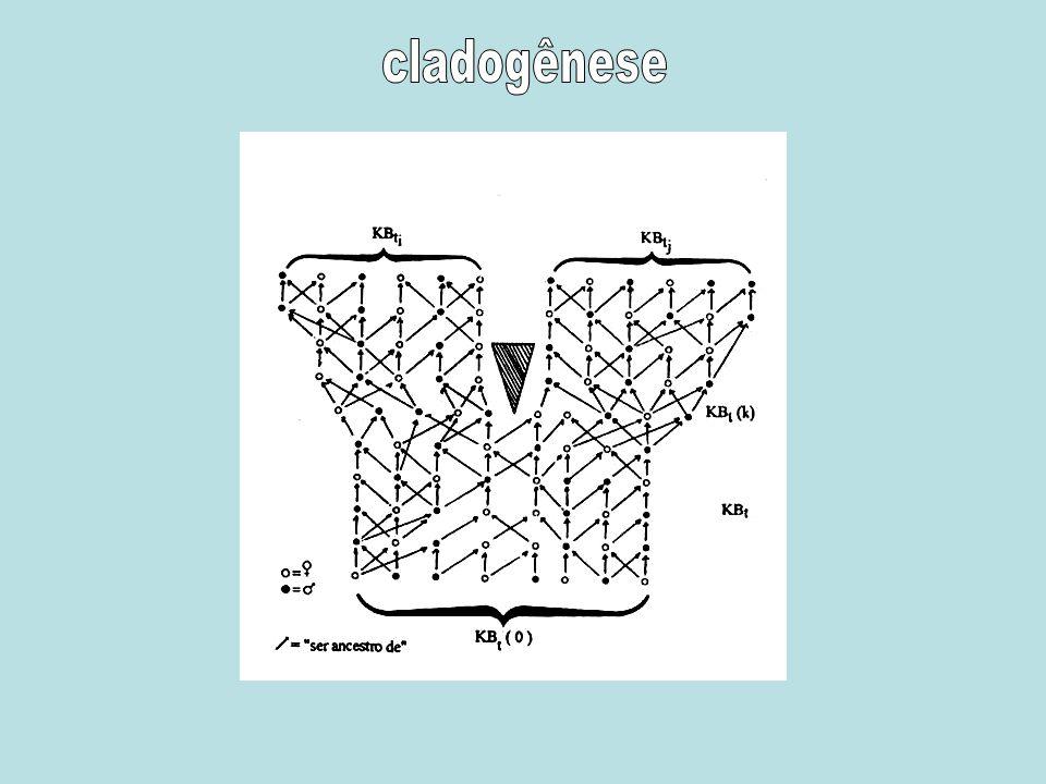 cladogênese