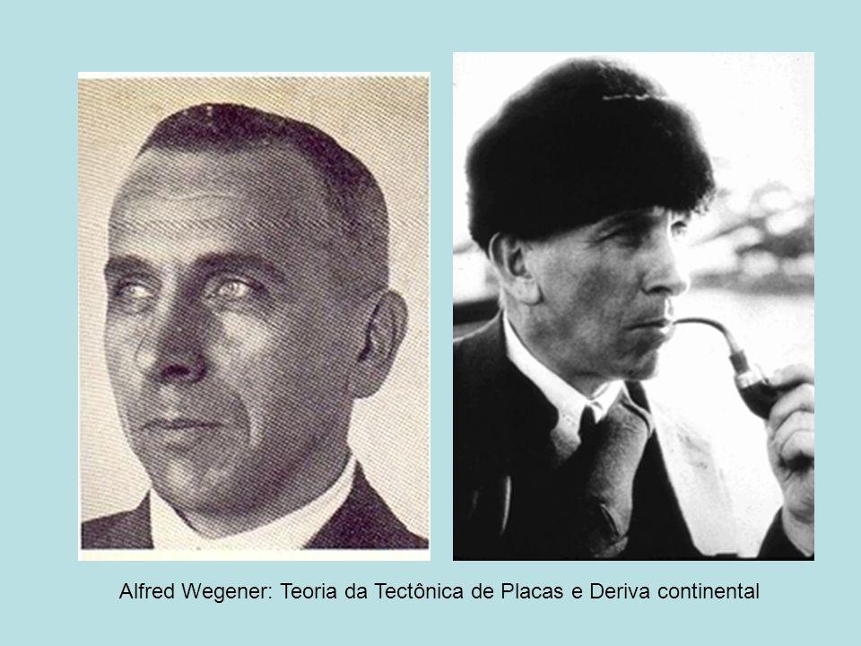 Alfred Wegener: Teoria da Tectônica de Placas e Deriva continental