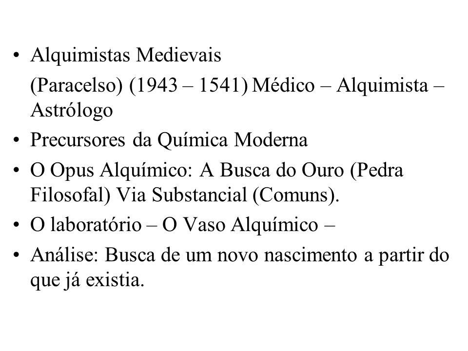 Alquimistas Medievais