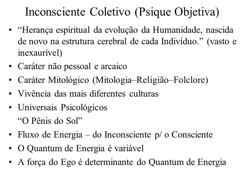 Inconsciente Coletivo (Psique Objetiva)