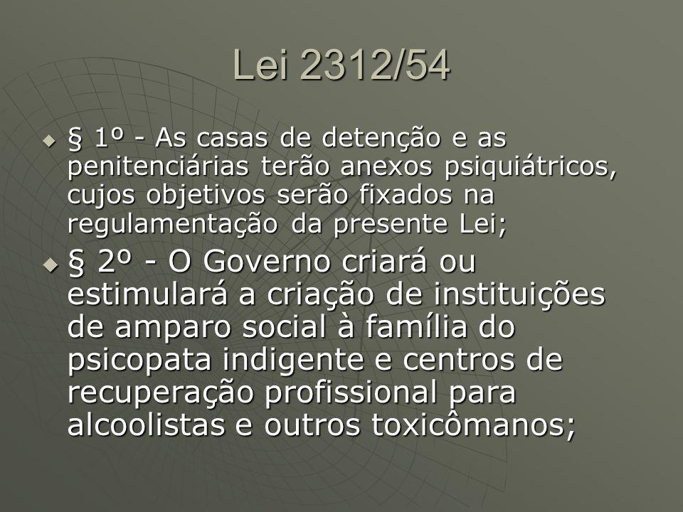 Lei 2312/54