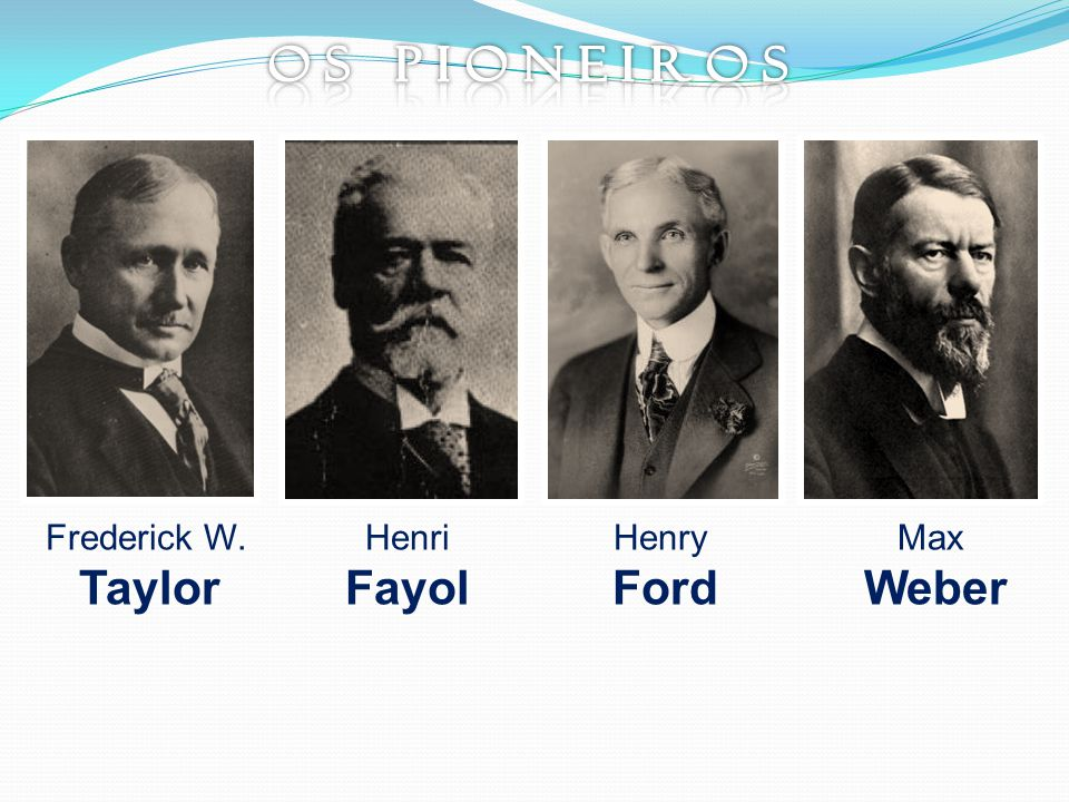 frederick taylor vs henry ford management Taylorism: taylorism, system of scientific management advocated by fred w taylor in taylor's view, the task of factory management was to determine the best way for the worker to do the job, to provide the proper tools and training, and to provide incentives for good performance.