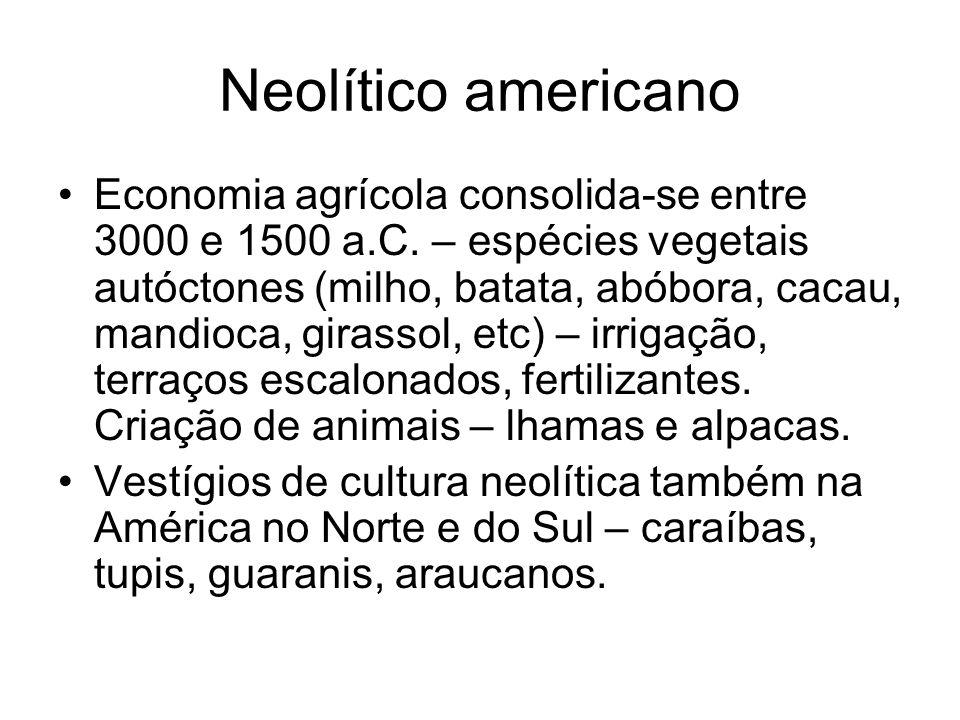 Neolítico americano