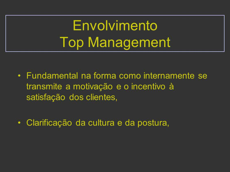Envolvimento Top Management