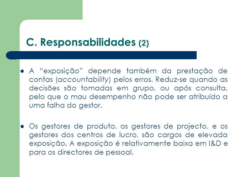 C. Responsabilidades (2)