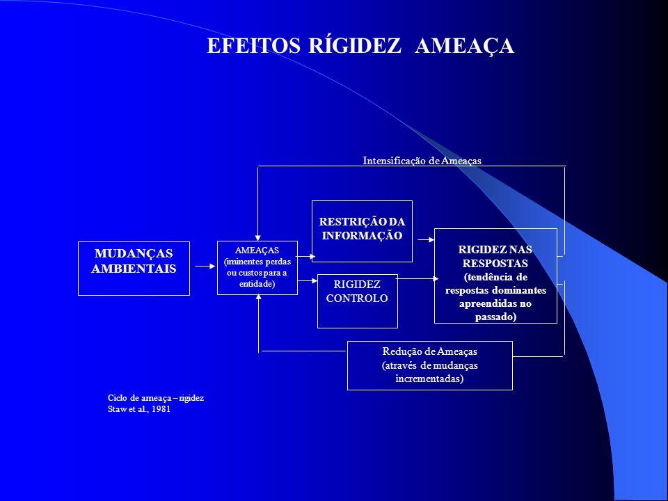 EFEITOS RÍGIDEZ AMEAÇA