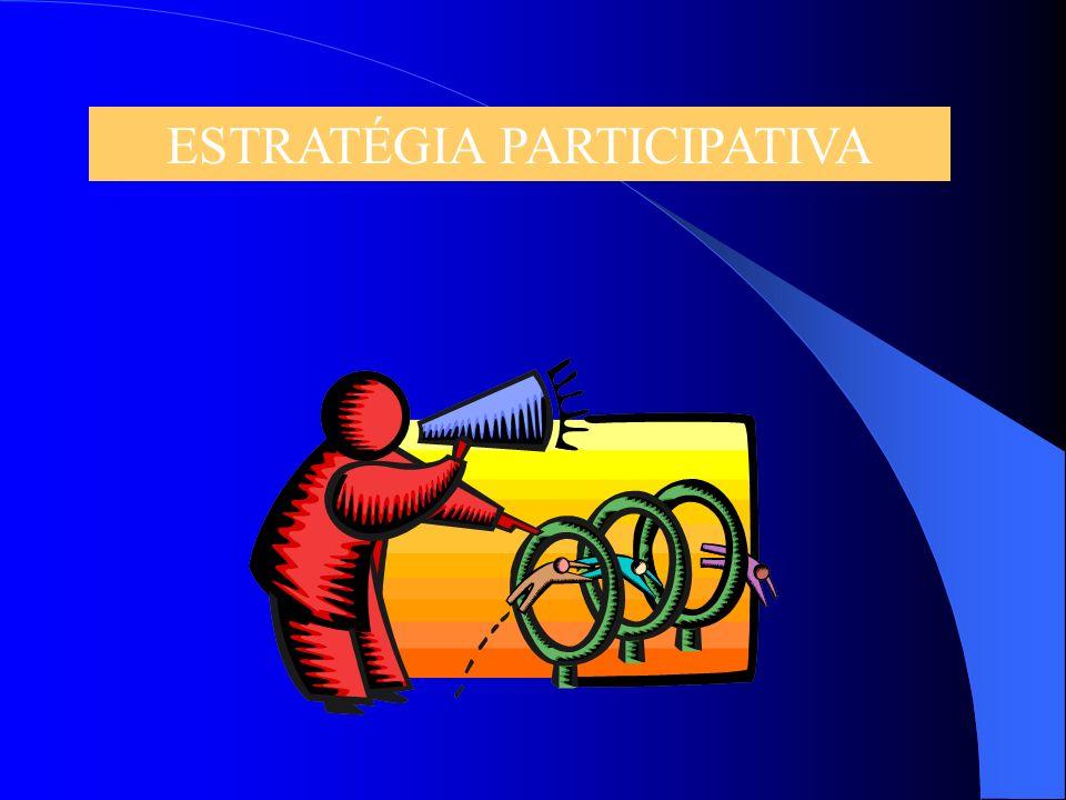 ESTRATÉGIA PARTICIPATIVA