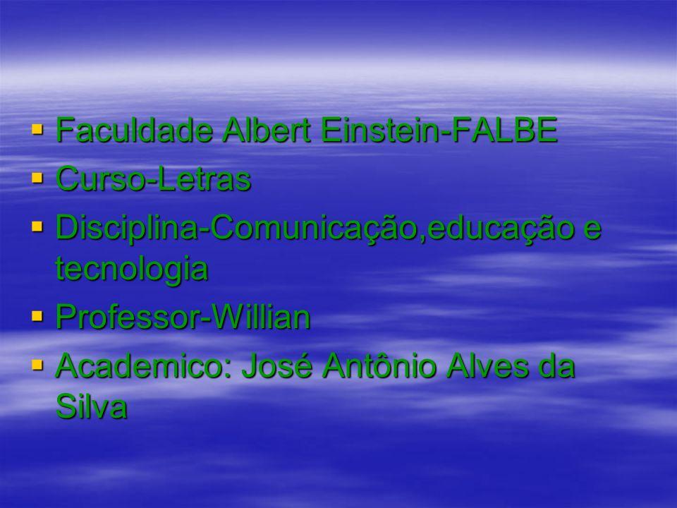 Faculdade Albert Einstein-FALBE