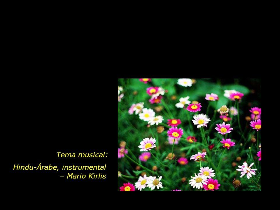 Tema musical: Hindu-Árabe, instrumental – Mario Kirlis