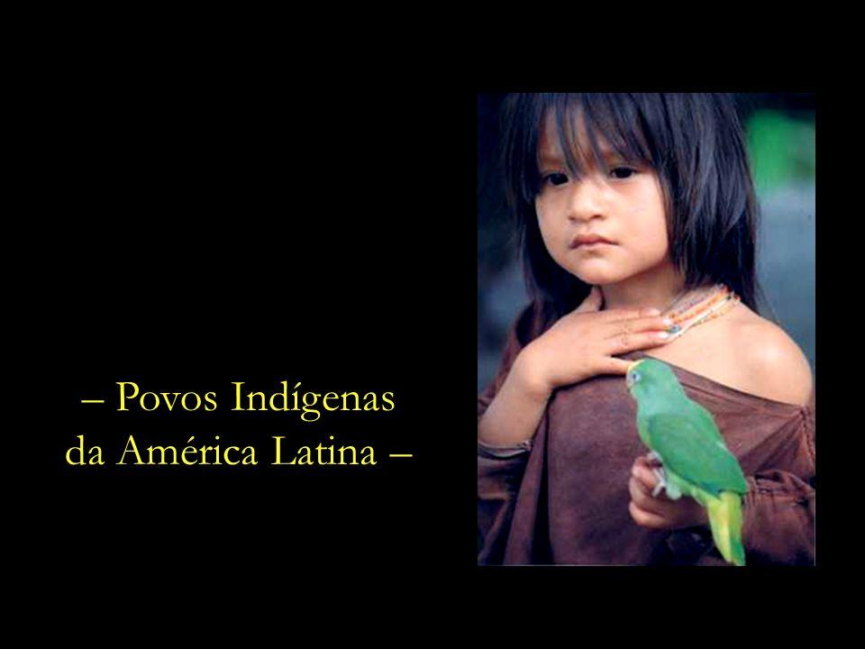 – Povos Indígenas da América Latina –