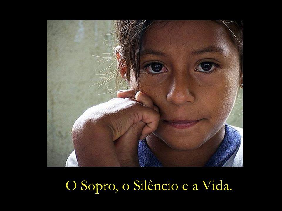 O Sopro, o Silêncio e a Vida.