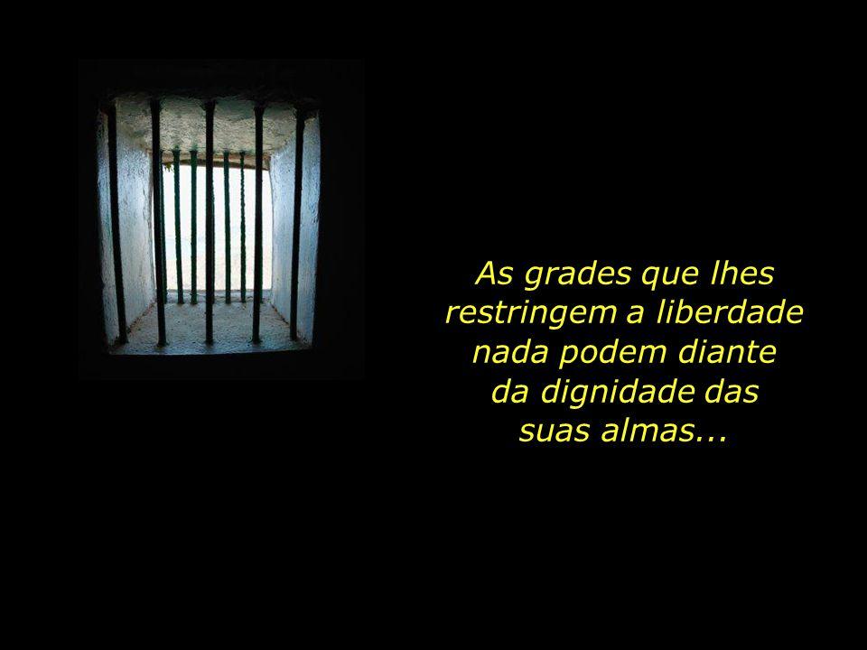 restringem a liberdade