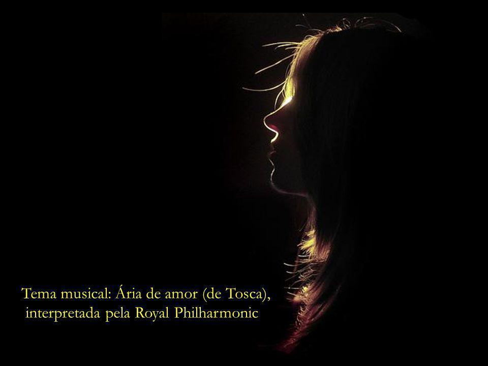 Tema musical: Ária de amor (de Tosca),