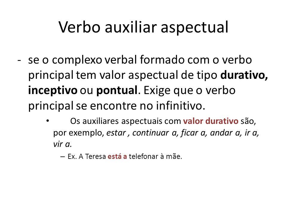Verbo auxiliar aspectual
