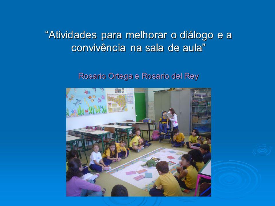 Atividades para melhorar o diálogo e a convivência na sala de aula