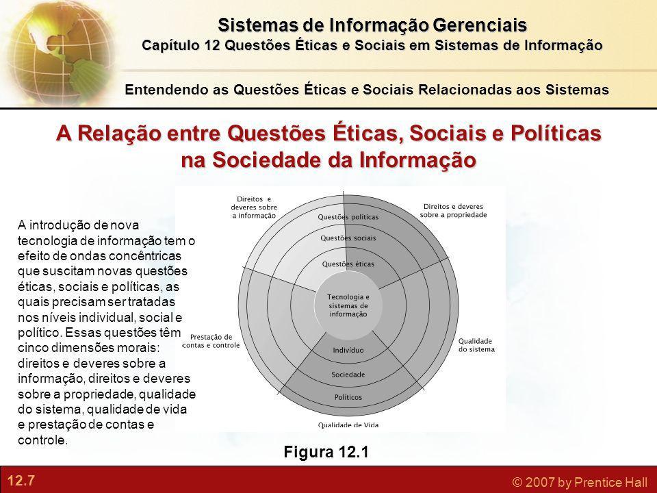 A Relação entre Questões Éticas, Sociais e Políticas