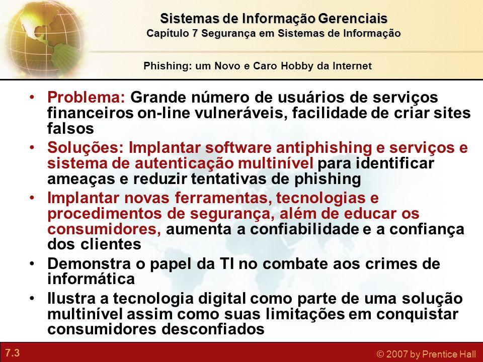 Demonstra o papel da TI no combate aos crimes de informática