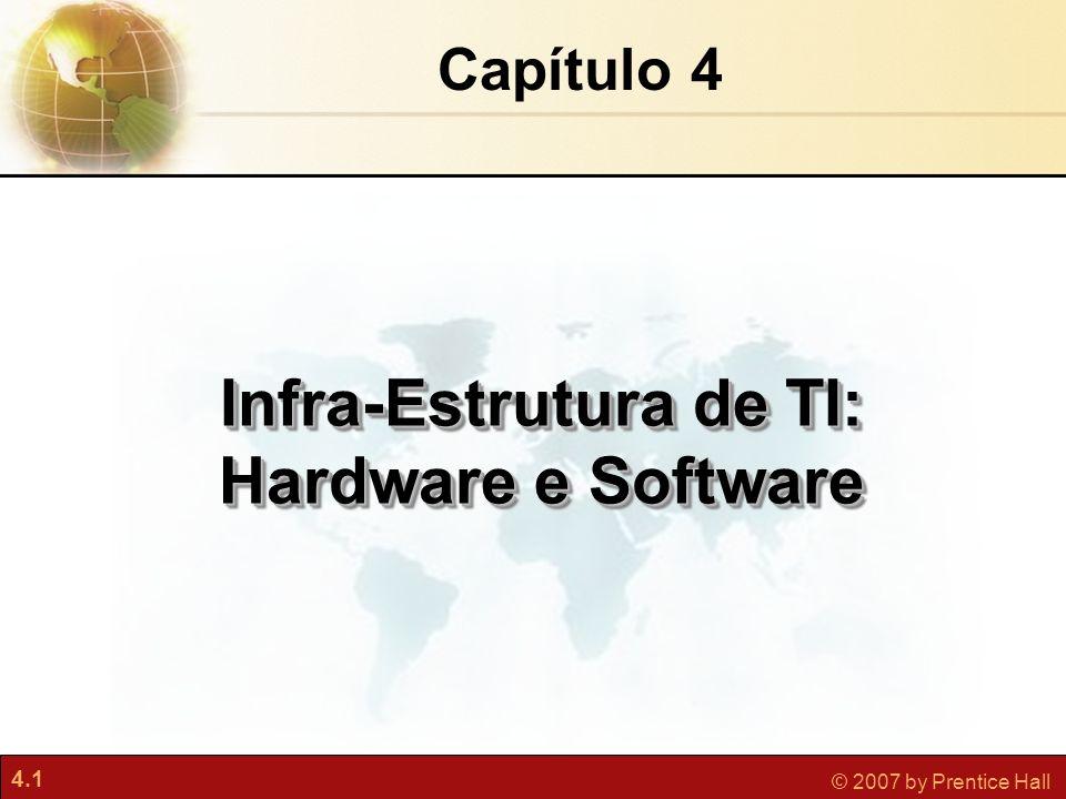 Infra-Estrutura de TI: Hardware e Software
