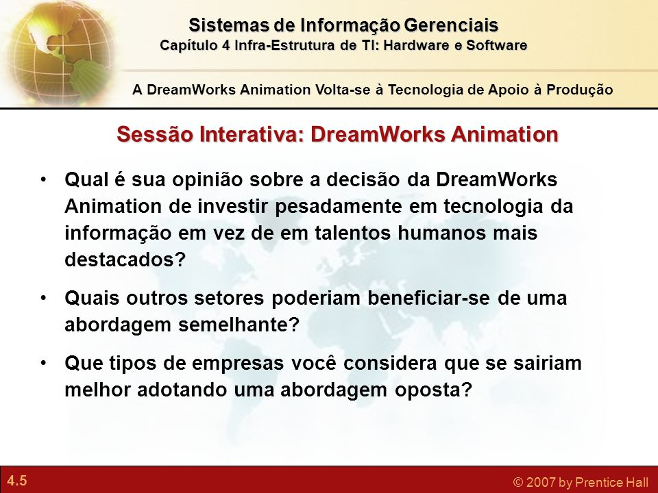 Sessão Interativa: DreamWorks Animation