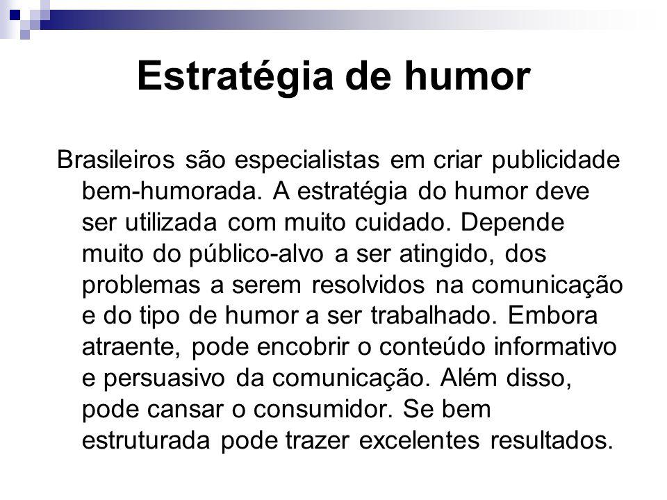 Estratégia de humor