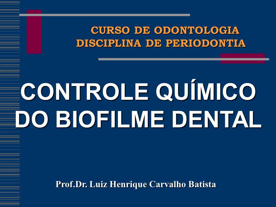 Prof.Dr. Luiz Henrique Carvalho Batista