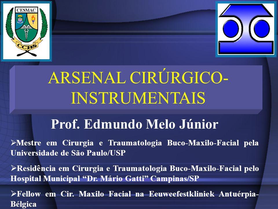 Prof. Edmundo Melo Júnior