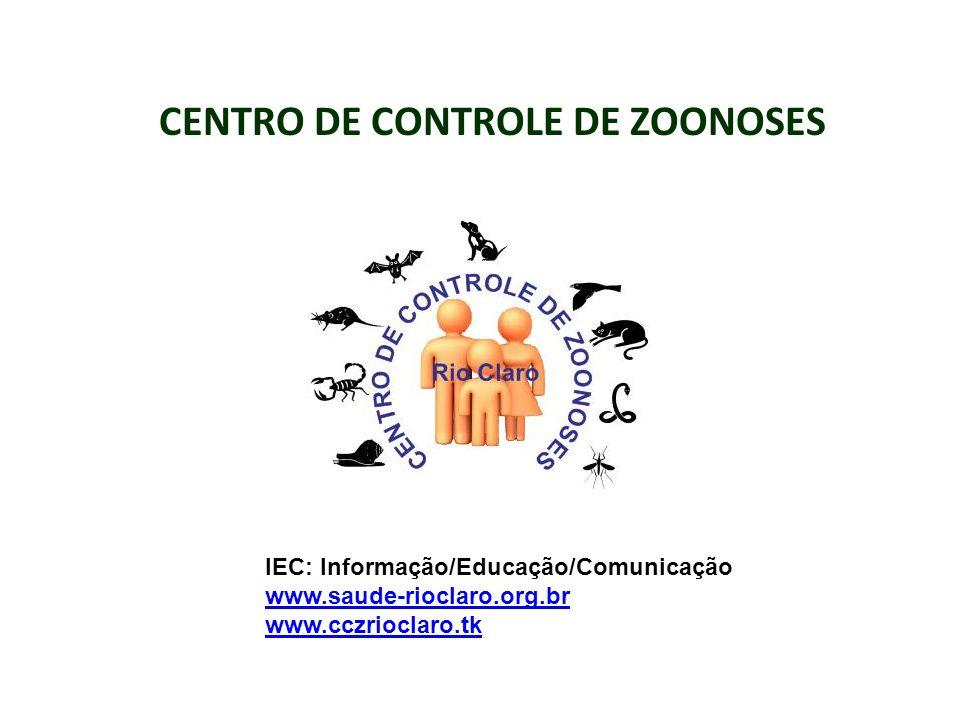 CENTRO DE CONTROLE DE ZOONOSES