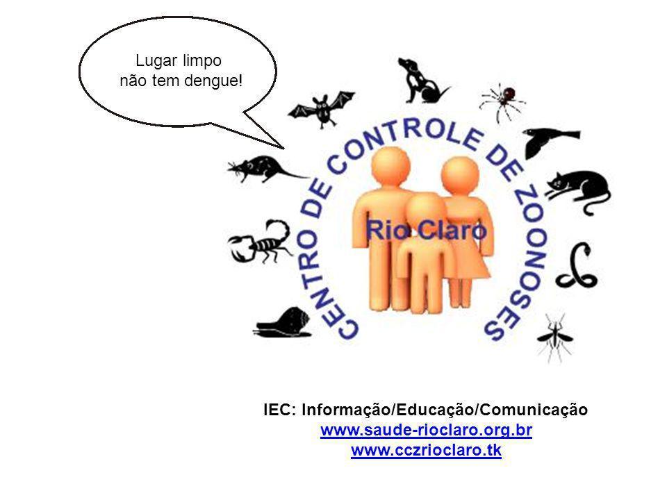 IEC: Informação/Educação/Comunicação