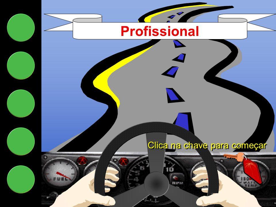 Profissional Clica na chave para começar Indianapolis 500
