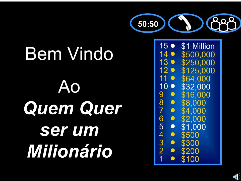 Ao Quem Quer ser um Milionário