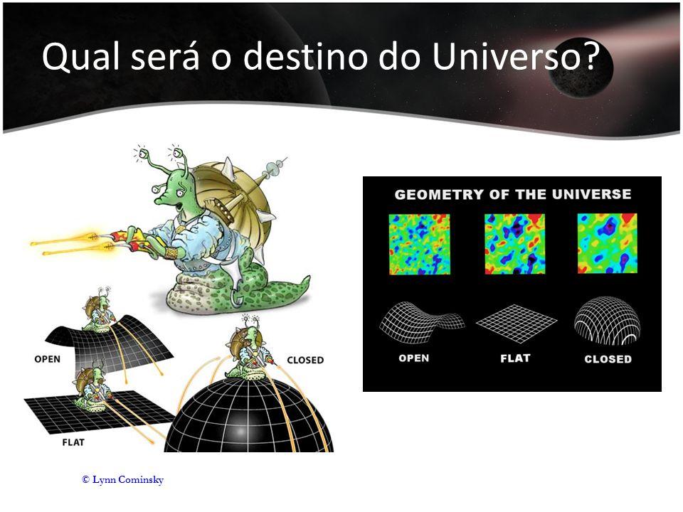 Qual será o destino do Universo