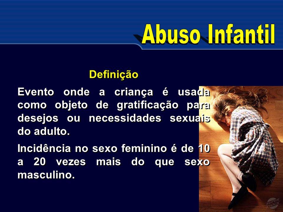 Abuso Infantil Definição