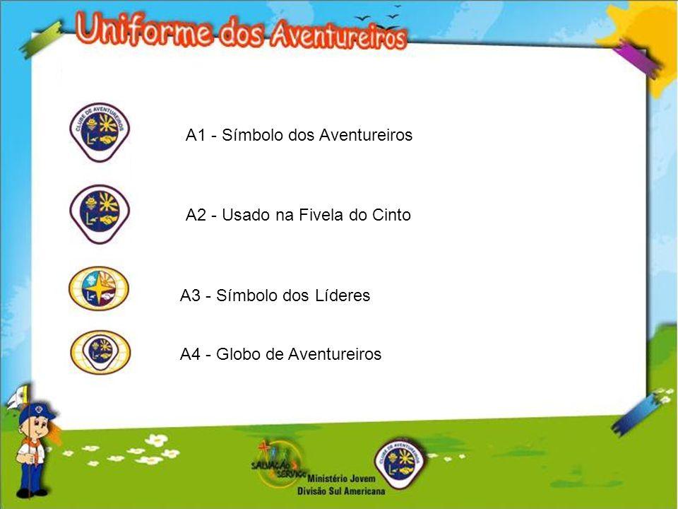 A1 - Símbolo dos Aventureiros