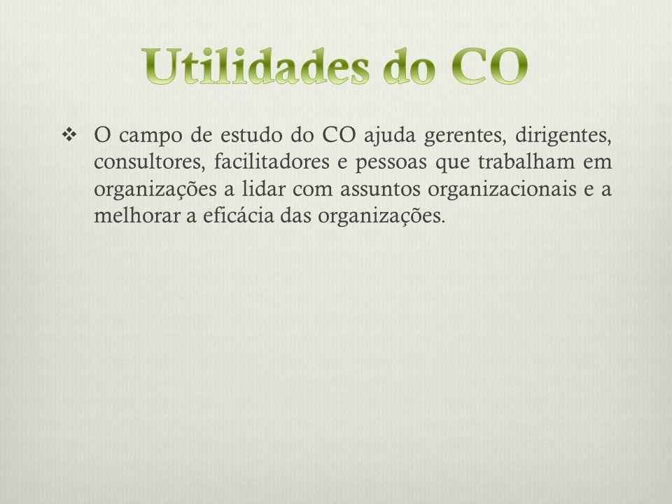 Utilidades do CO