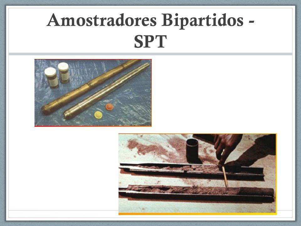 Amostradores Bipartidos - SPT