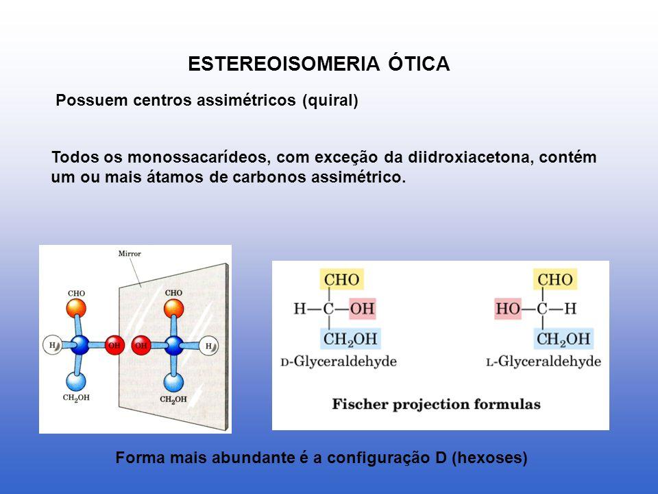 ESTEREOISOMERIA ÓTICA