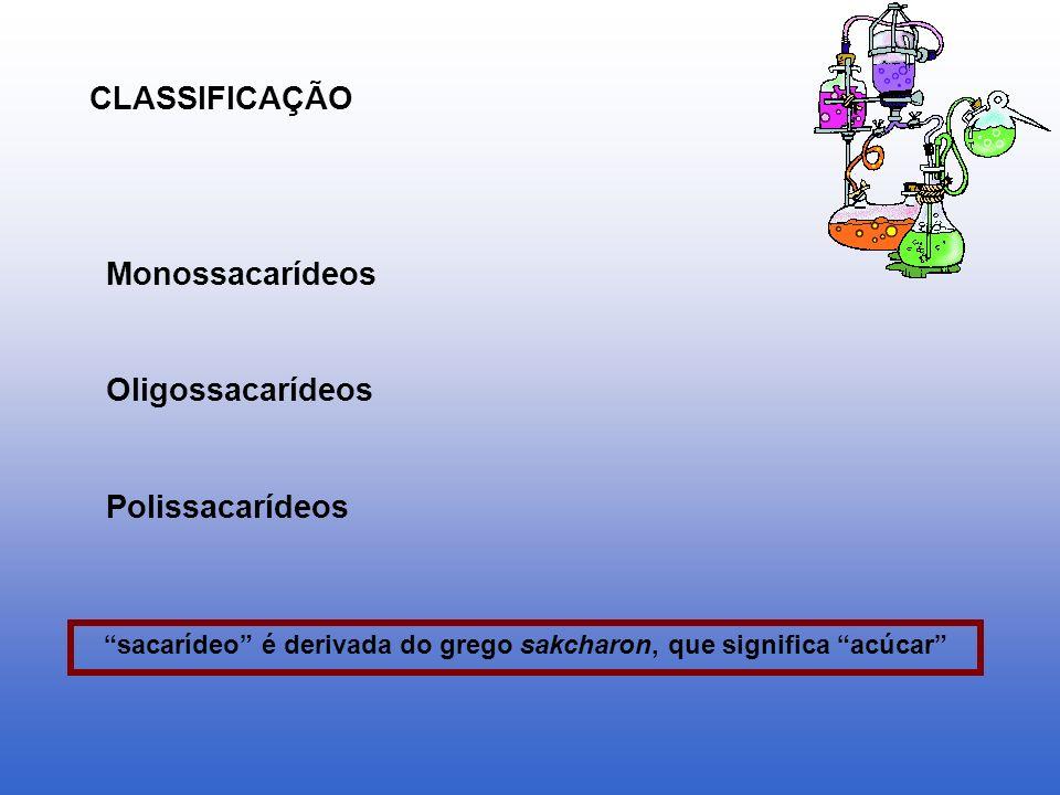 sacarídeo é derivada do grego sakcharon, que significa acúcar