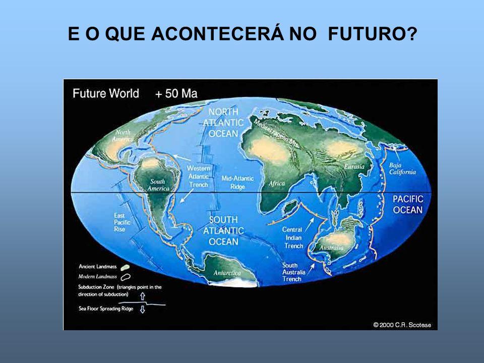 E O QUE ACONTECERÁ NO FUTURO