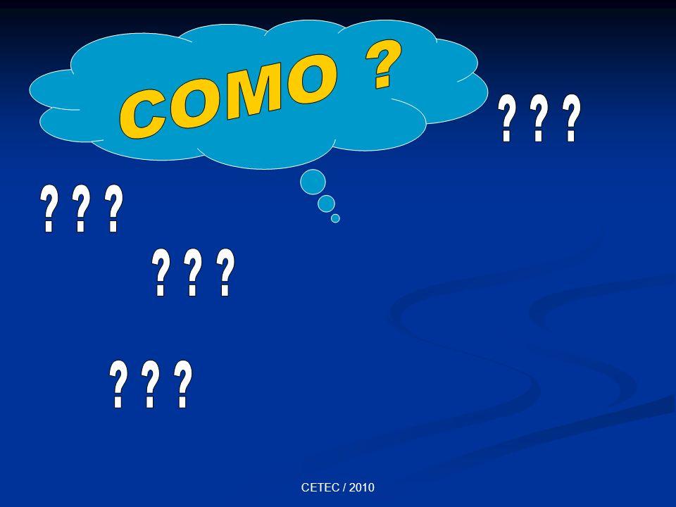 COMO CETEC / 2010