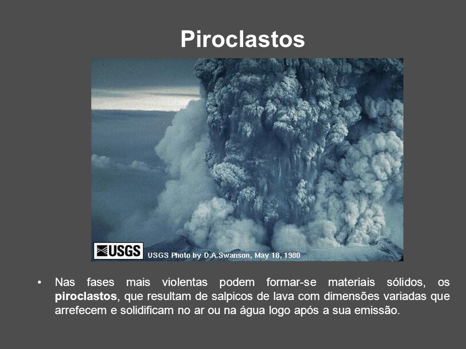 Piroclastos