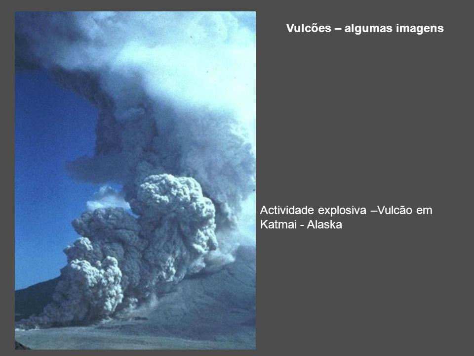 Vulcões – algumas imagens