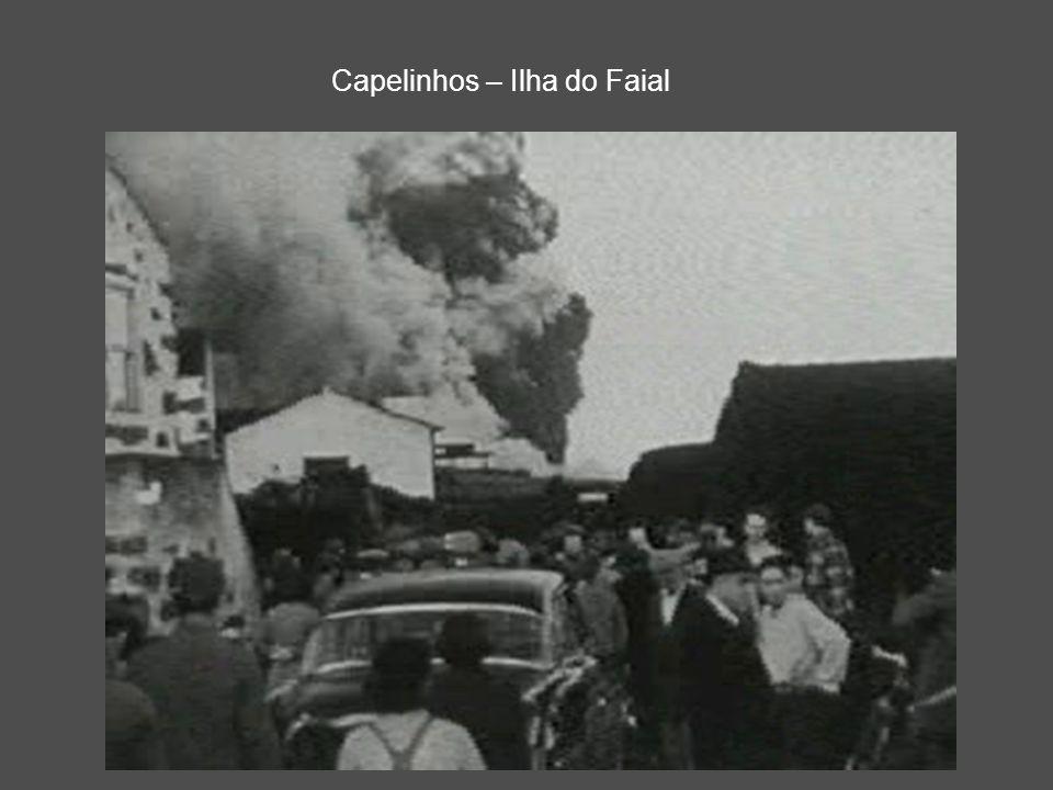 Capelinhos – Ilha do Faial