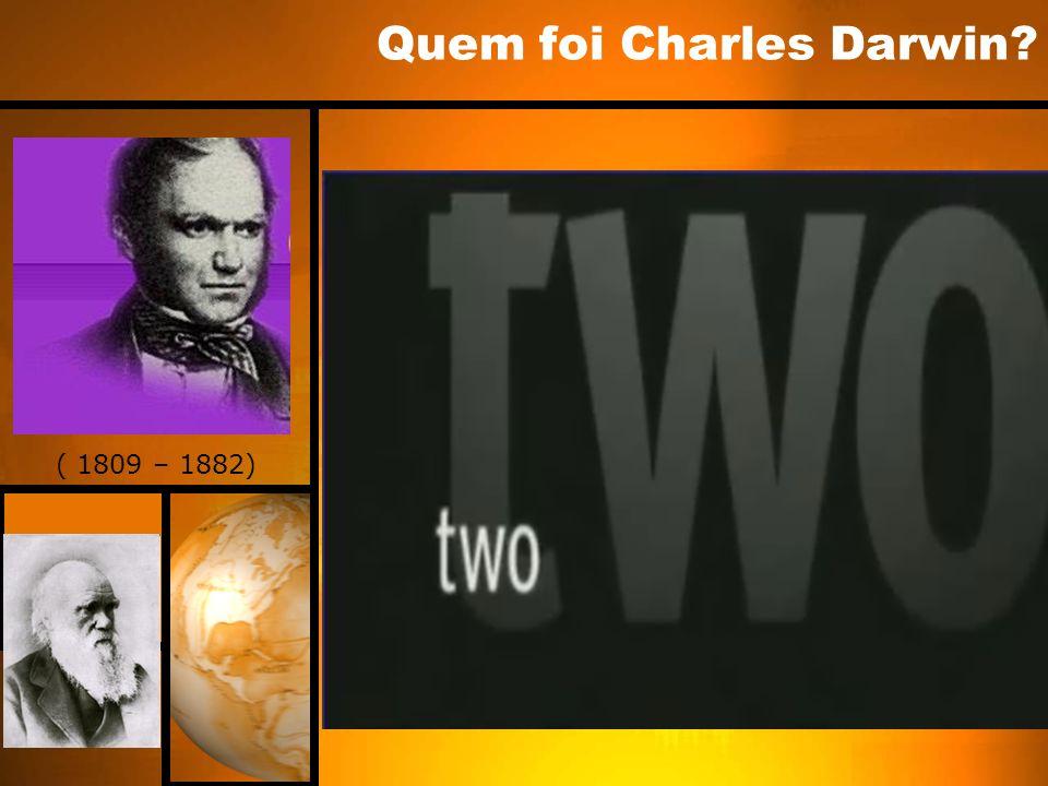 Quem foi Charles Darwin