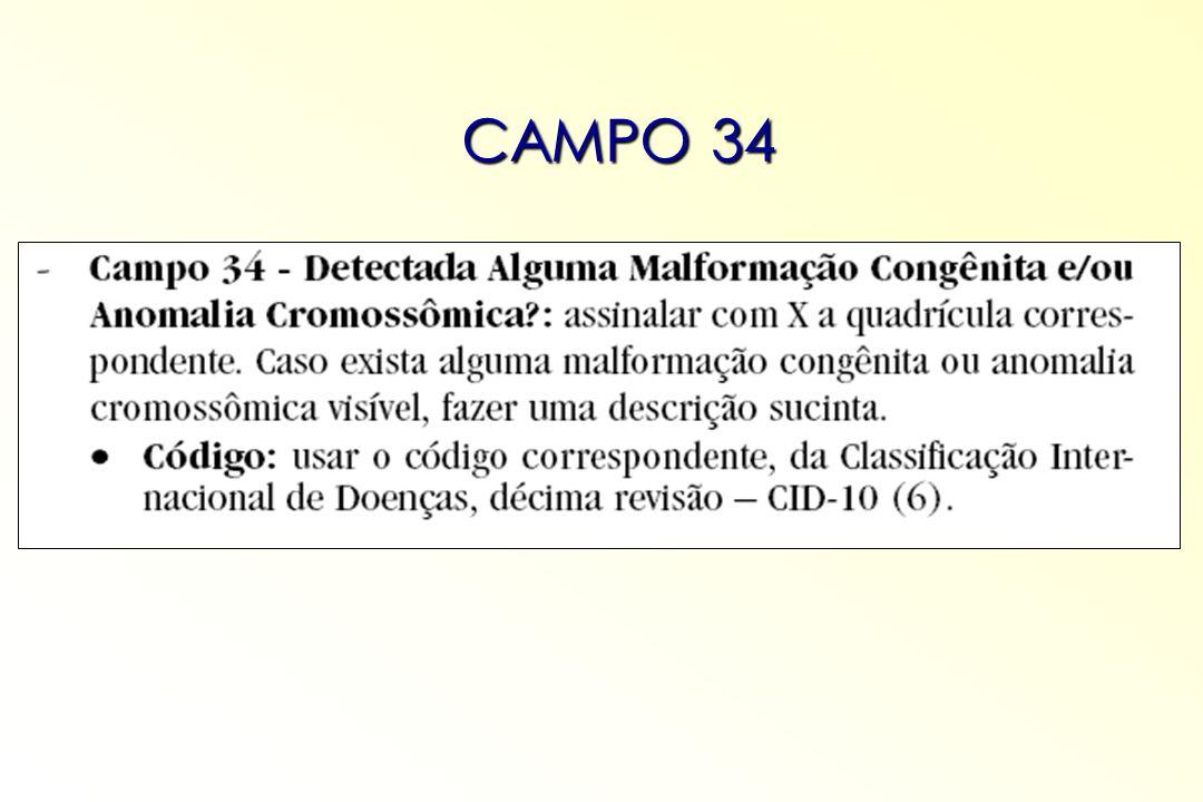 CAMPO 34