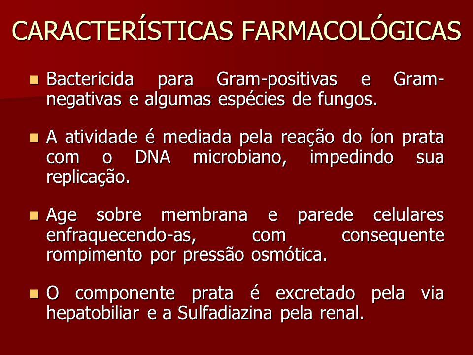 CARACTERÍSTICAS FARMACOLÓGICAS
