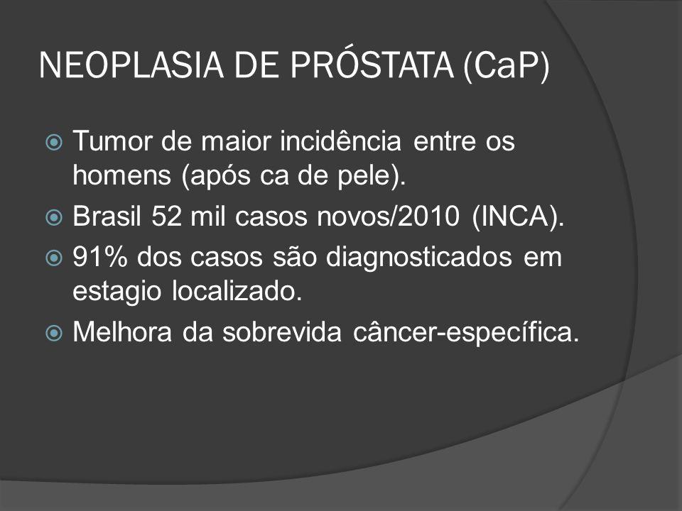 NEOPLASIA DE PRÓSTATA (CaP)