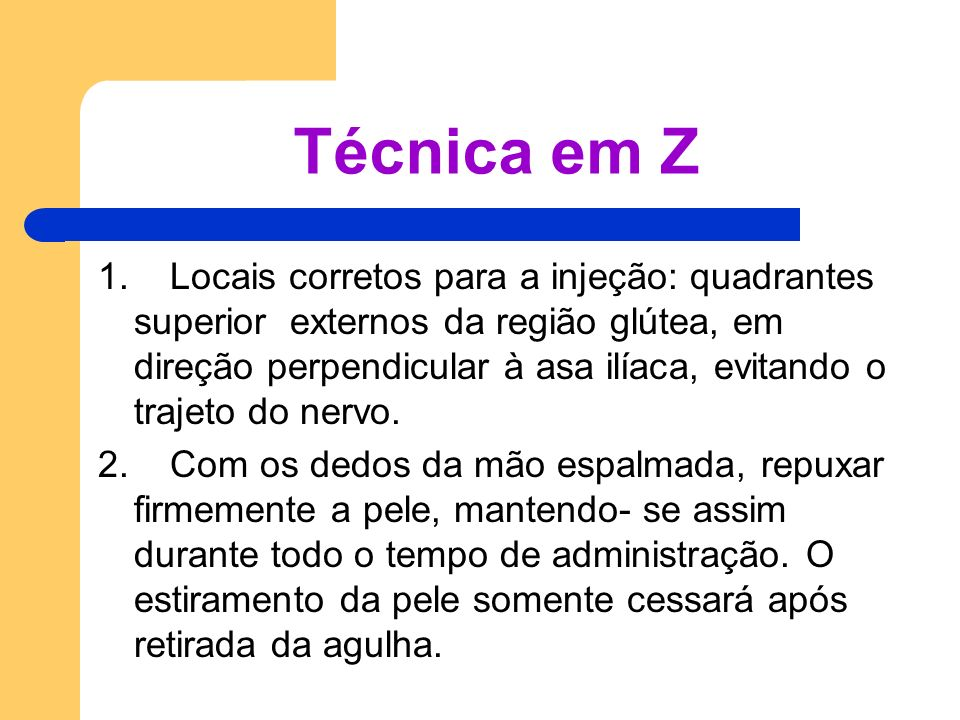 Técnica em Z