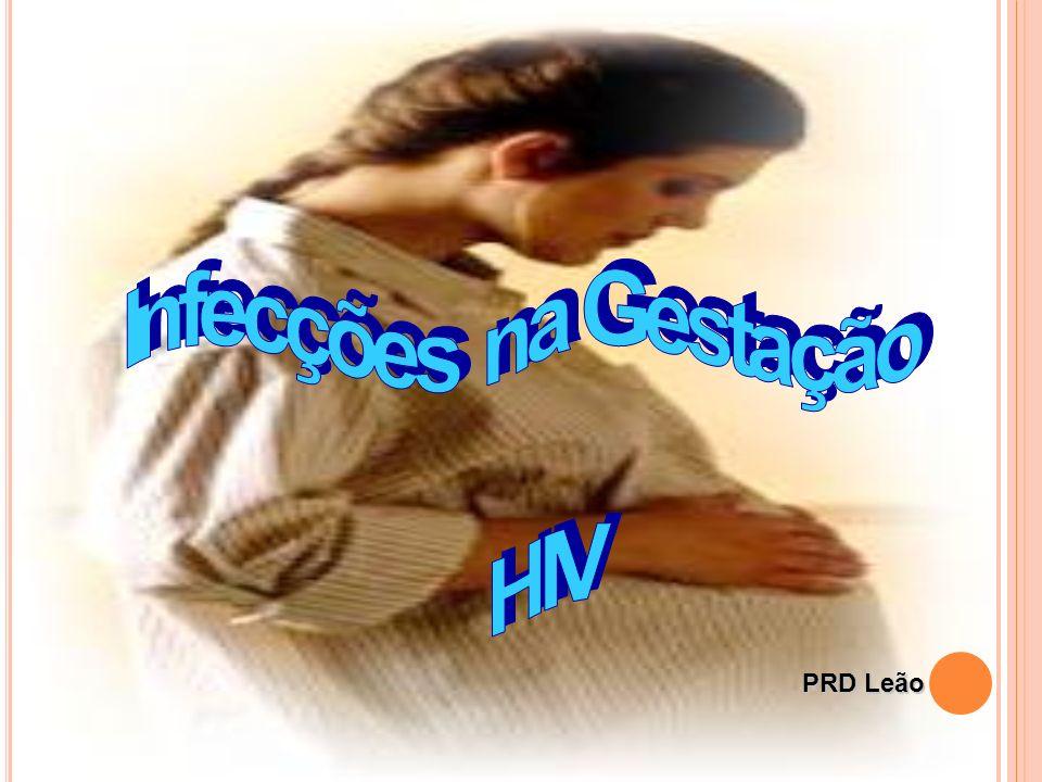 Infecções na Gestação HIV