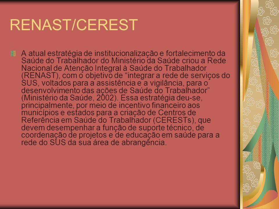 RENAST/CEREST