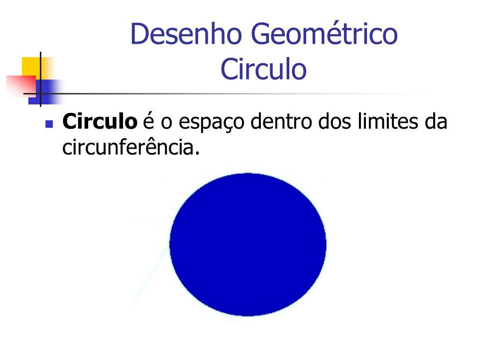 Desenho Geométrico Circulo